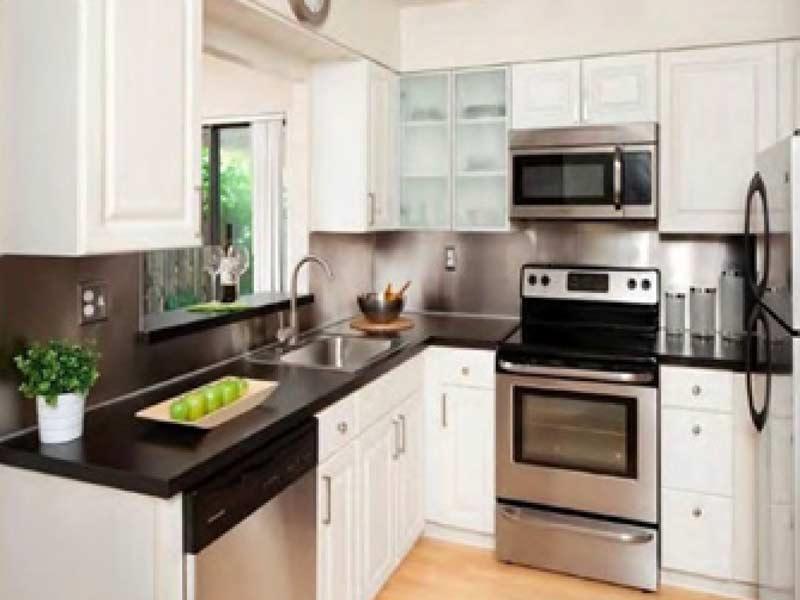 Modernista Korman apartment kitchen