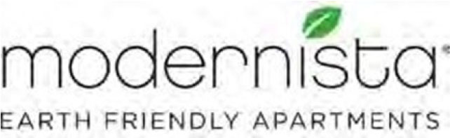 Modernista Earth Friendly Apartments Logo